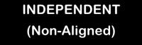 Independent (Non-Aligned) (logo)