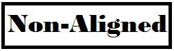 Non-aligned (logo)